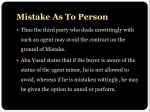 mistake as to person7