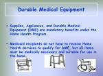 durable medical equipment1