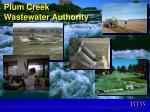 plum creek wastewater authority