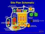 site plan schematic
