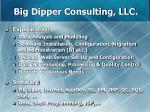 big dipper consulting llc