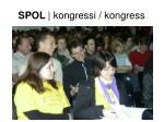 spol kongressi kongress