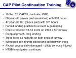 cap pilot continuation training6