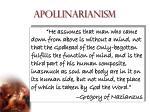 apollinarianism14