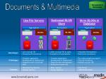 documents multimedia