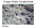 cooper harbor conglomerate