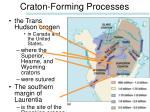 craton forming processes1