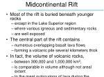 midcontinental rift