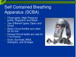 self contained breathing apparatus scba1