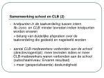 samenwerking school en clb 2