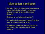 mechanical ventilation3