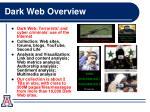 dark web overview