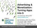 advertising monetization turning apps into