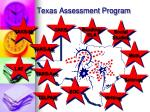 texas assessment program