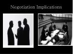 negotiation implications1