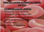 hemodilucion normovol mica aguda1
