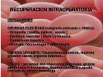 recuperacion intraoperatoria2