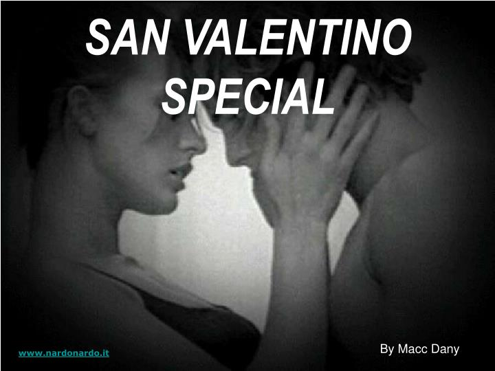 san valentino special n.