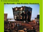 ed burtynsky ship breaking bangladesh