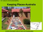 keeping places australia