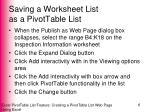 saving a worksheet list as a pivottable list3