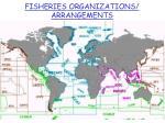fisheries organizations arrangements