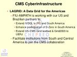 cms cyberinfrastructure