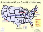 international virtual data grid laboratory