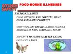 food borne illnesses2