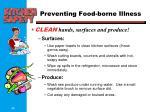 preventing food borne illness2