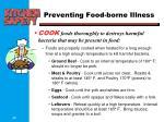 preventing food borne illness4