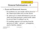 general information 4