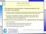 the wlpga members and partners