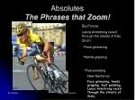 absolutes the phrases that zoom4