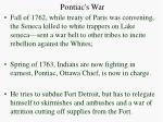 pontiac s war2