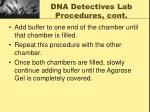 dna detectives lab procedures cont5