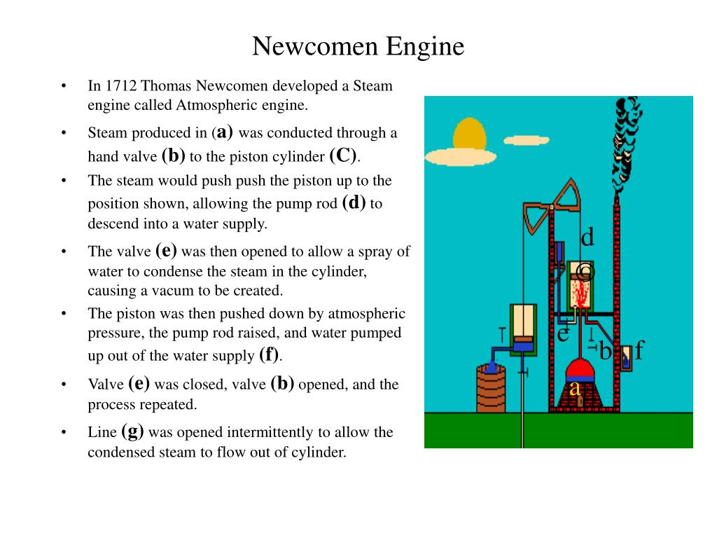 Newcomen Engine