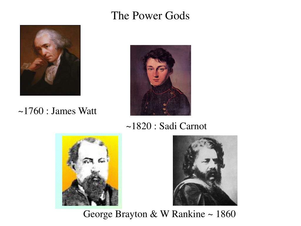 The Power Gods