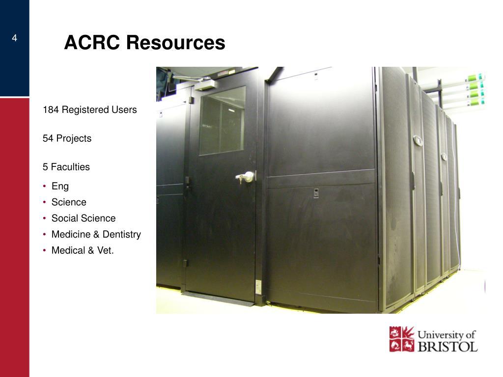 ACRC Resources