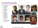 id world people