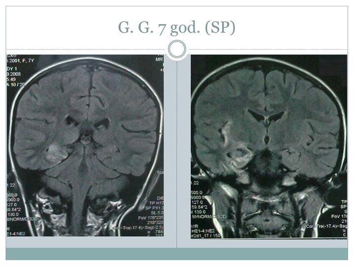 G. G. 7 god. (SP)