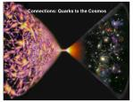 connections quarks to the cosmos4