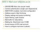 iiita mail user id@iiita ac in
