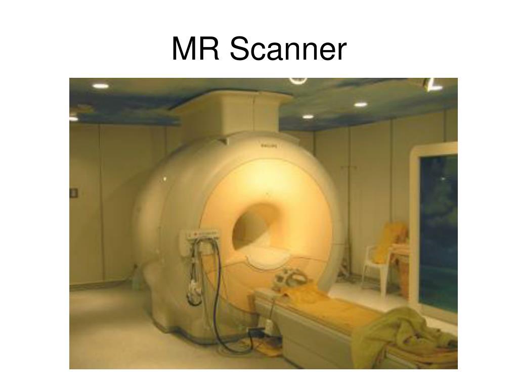 MR Scanner