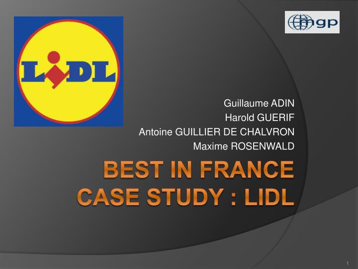 lidl surveillance case study Dont just take our word for it, visit our employee case study page to see what its like working at lidl uk.