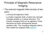 principle of magnetic resonance imaging50