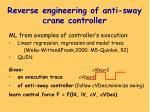 reverse engineering of anti sway crane controller1