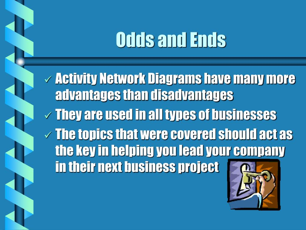 PPT - Activity Network Diagram PowerPoint Presentation - ID