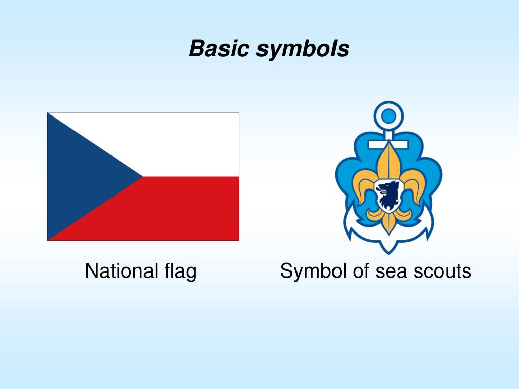 symbol of sea scouts l.