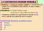2 4 continuous random variable